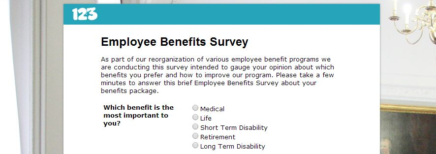 benefits of a survey
