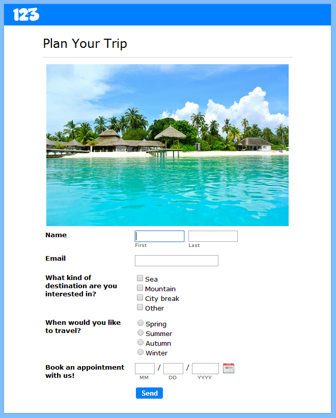 Plan_your_trip form